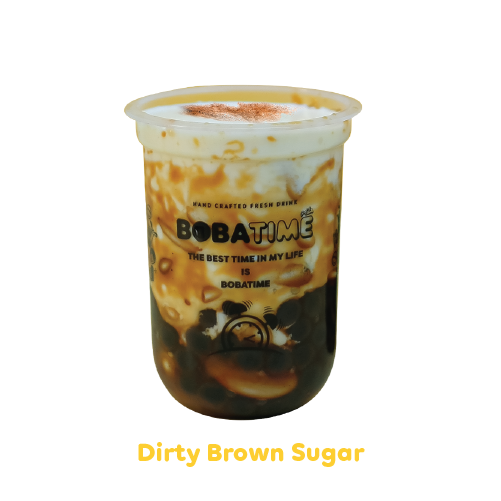 Bobatime Dirty Brown Sugar