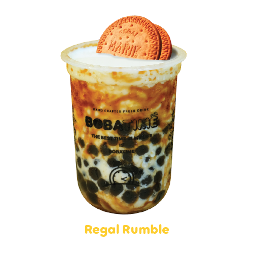 Bobatime Regal Rumble